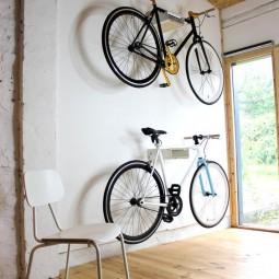 Hervorragend Wunderschöne Fahrrad-Dekoration für eure Wohnung :) - nettetipps.de OD46