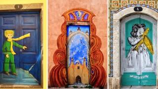 Doors door decorations exterior design art fb.jpg