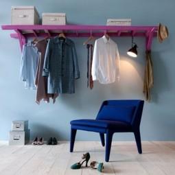 ordnung im kleiderschrank geniale hacks f r mehr platz im schrank. Black Bedroom Furniture Sets. Home Design Ideas