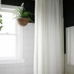 Badezimmer vorhaenge ideen weiss modern.jpg