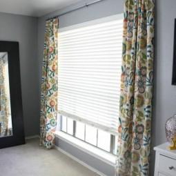 Bunte gardinen fuer wohnzimmer cooles muster.jpg