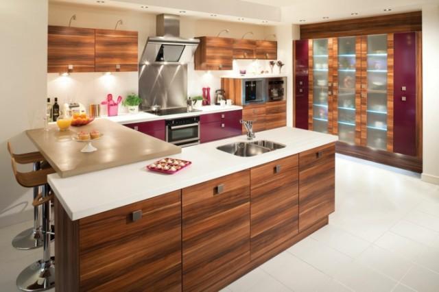 stilvolle einrichtung tipps f r eine kleine k che. Black Bedroom Furniture Sets. Home Design Ideas