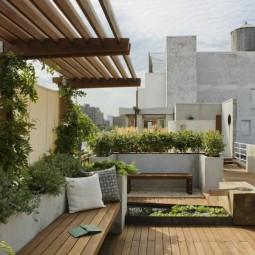wundersch ne terrassen