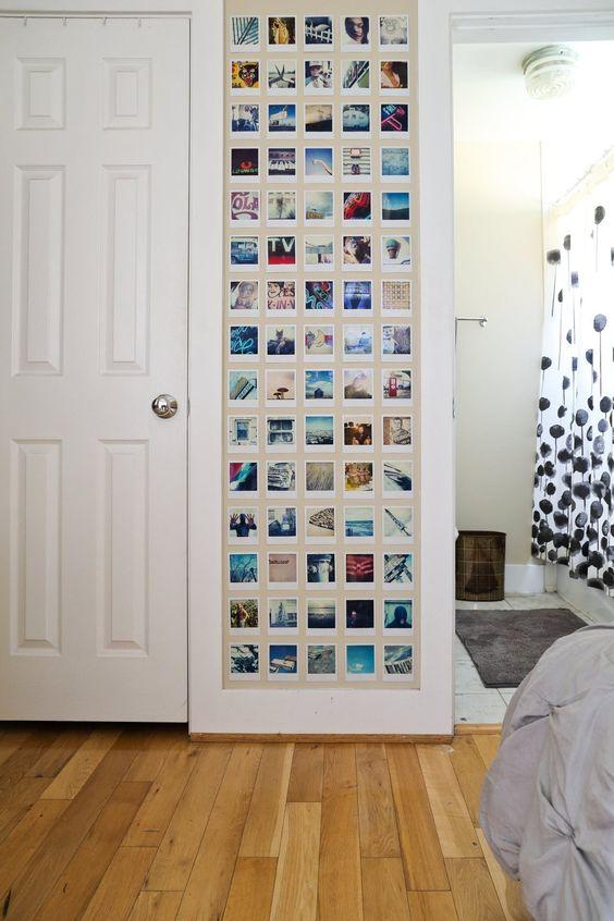 Einfache Idee Wie Man Fotos Aufhängen Kann Nettetipps De