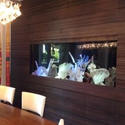 Sch ne aquarium ideen for Holz deko aquarium