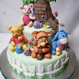 Disney Torte - nettetipps.de
