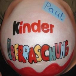 Ideen Fur Bemalte Babybauche Nettetipps De