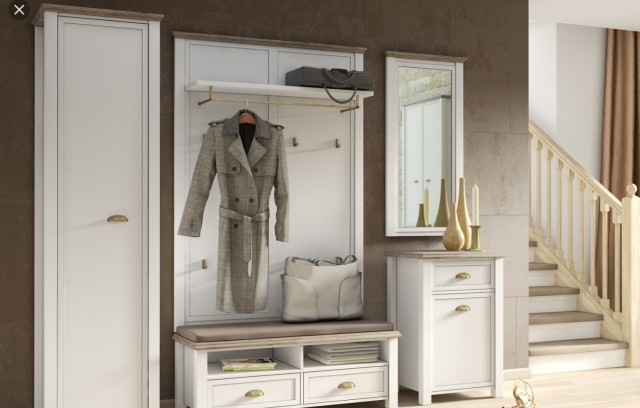 diy garderobe selber bauen anleitung. Black Bedroom Furniture Sets. Home Design Ideas