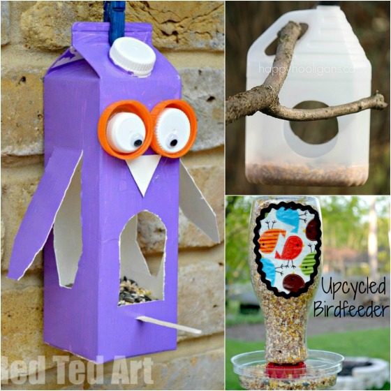 Earth Day Toilet Paper Roll Craft