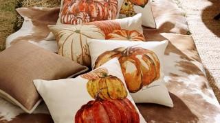 Harvest pumpkin applique pillow cover c.jpg