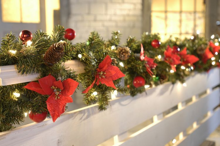 Weihnachtsdeko Fur Den Balkon Nettetipps De