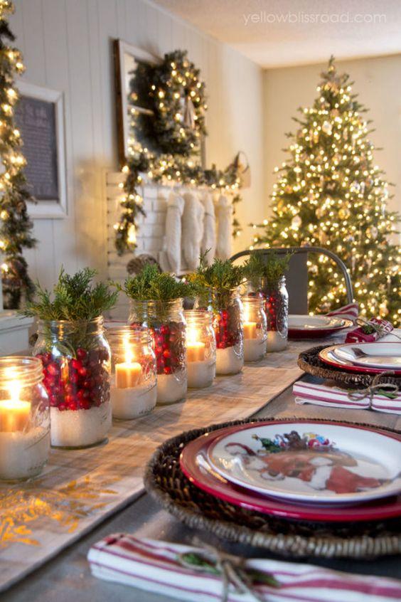 Ideen Für Firmenweihnachtsfeier.Tolle Tischdeko Ideen Fur Weihnachtsfeier Nettetipps De
