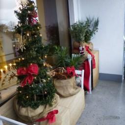 Weihnachtsdeko Für Balkonkästen.Weihnachtsdeko Für Den Balkon Nettetipps De