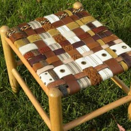 Diy ideas for recycle old belts 09.jpg
