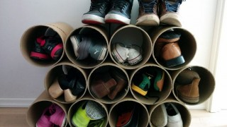 Diy shoe rack cardboard ideas 1.jpg