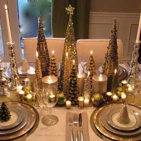 Ideen Weihnachtsfeier Firma.Tolle Tischdeko Ideen Fur Weihnachtsfeier Nettetipps De