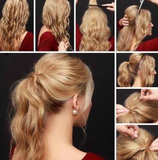 Einfache Und Hübsche Frisuren Zum Nachmachen Nettetipps De