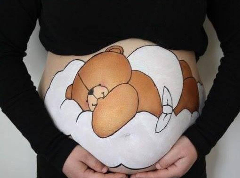 Babybauch Bemalen Nettetipps De