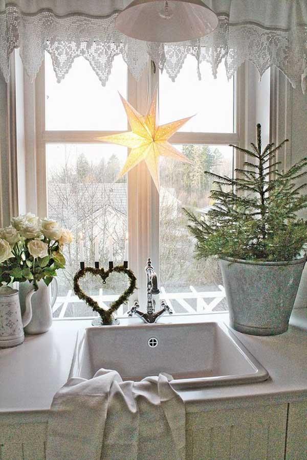 Weihnachtliches Kuchenfenster Nettetipps De