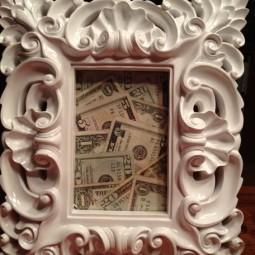 23 super kreative ideen wie man geld schenken kann. Black Bedroom Furniture Sets. Home Design Ideas