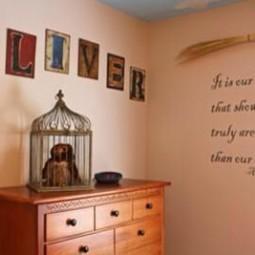 harry potter zimmer f r fans jedes alters. Black Bedroom Furniture Sets. Home Design Ideas