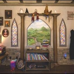 Harry Potter-Zimmer für Fans jedes Alters :) - nettetipps.de