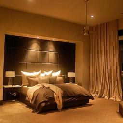 Breathtaking master bedroom design with beautiful lighting.jpg