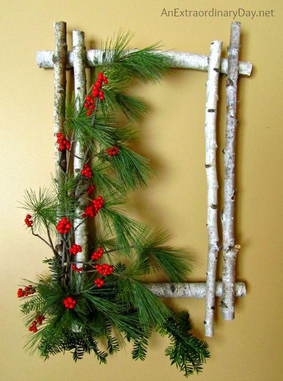 Vintage weihnachtsdeko zum aufh ngen - Stylische weihnachtsdeko ...