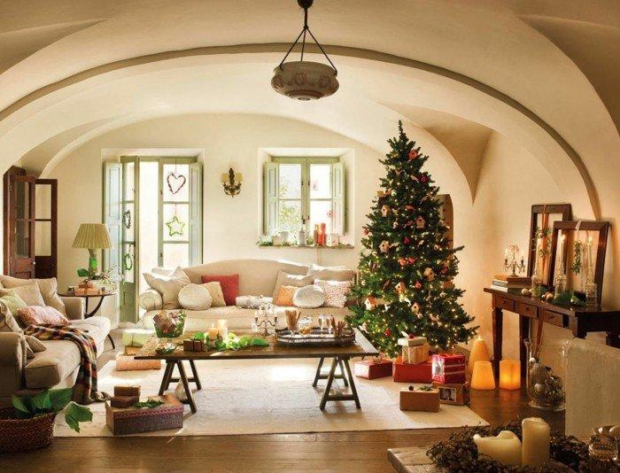 märchenhafte weihnachten - nettetipps.de - Wohnzimmer Deko Weihnachten