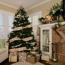 Märchenhafte weihnachtliche Interieur Inspiration :) - nettetipps.de
