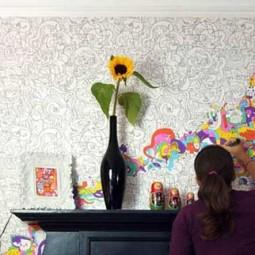 Diy ways to make walls amazing 3.jpg
