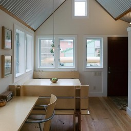 wohnung design mit korodierem blech. Black Bedroom Furniture Sets. Home Design Ideas