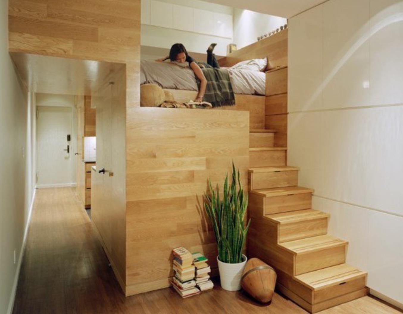 Platzmangel Coole Ideen Fur Eine Kleine Wohnung Nettetipps De