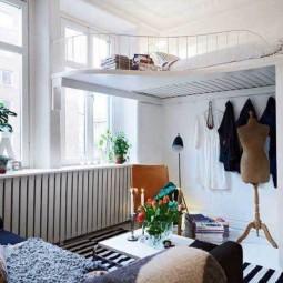 Tolle Platzsparende Ideen Fur Kleine Wohnungen