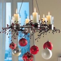 Einfache Weihnachtsdeko Ideen