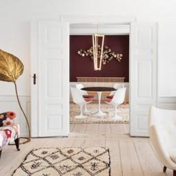 bunte teppiche. Black Bedroom Furniture Sets. Home Design Ideas