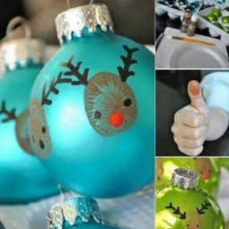 Weihnachtskugeln selber machen - Christbaumkugeln selber machen ...