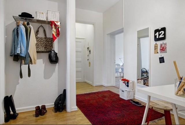 flur modern gestalten. Black Bedroom Furniture Sets. Home Design Ideas