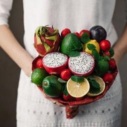 Jedle kytice z ovocia a zeleniny nevyhodite nic nevyjde nazmar 1.jpg