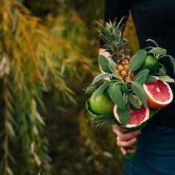 Jedle kytice z ovocia a zeleniny nevyhodite nic nevyjde nazmar 2.jpg