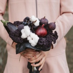 Jedle kytice z ovocia a zeleniny nevyhodite nic nevyjde nazmar 3.jpg