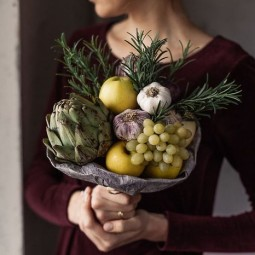 Jedle kytice z ovocia a zeleniny nevyhodite nic nevyjde nazmar 6.jpg