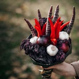 Jedle kytice z ovocia a zeleniny nevyhodite nic nevyjde nazmar 7.jpg