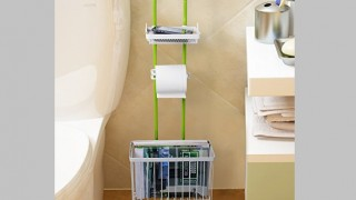 Lifewit magazine rack toilet roll paper caddy holder free standing tissue storage bathroom organizer shelf 0 0.jpg
