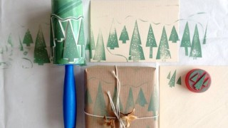 Make holiday cards and gift wrap using diy stamps.jpg