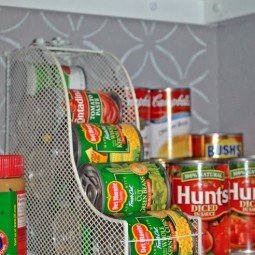 Organize cans of food.jpg
