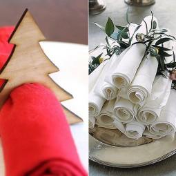 Servietten falten weihnachten mit coolen weihnachtlichen serviettenringen.jpg