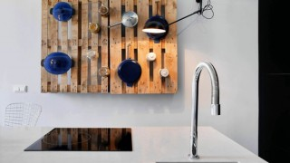 Wood pallets furniture diy euro pallets ideas wall shelf kitchen shelves.jpg