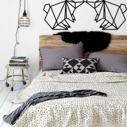 wanddeko mit washi tape. Black Bedroom Furniture Sets. Home Design Ideas