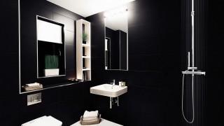 Fabulous modern minimalist bathroom in black.jpg